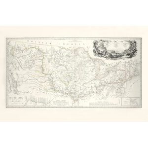 Travels into the Interior of North America - Karl Bodmer - Giclee Prints